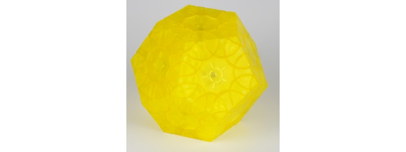 Clover Dodecahedron (Limited yellow)