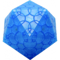 Clover Icosahedron D1 - LIMITED