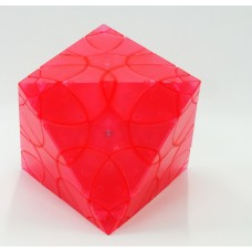 Clover Octahedron  (LIMITED red)