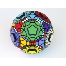 Truncated Icosidodecahedron (DIY KIT)