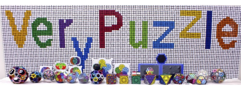 VeryPuzzle 8 Year Celebration